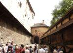Orawskie Podzamcze. Orawski Zamek na wysokiej skale