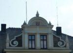 Orla. Eklektyczny pałac mieści dziś hotel