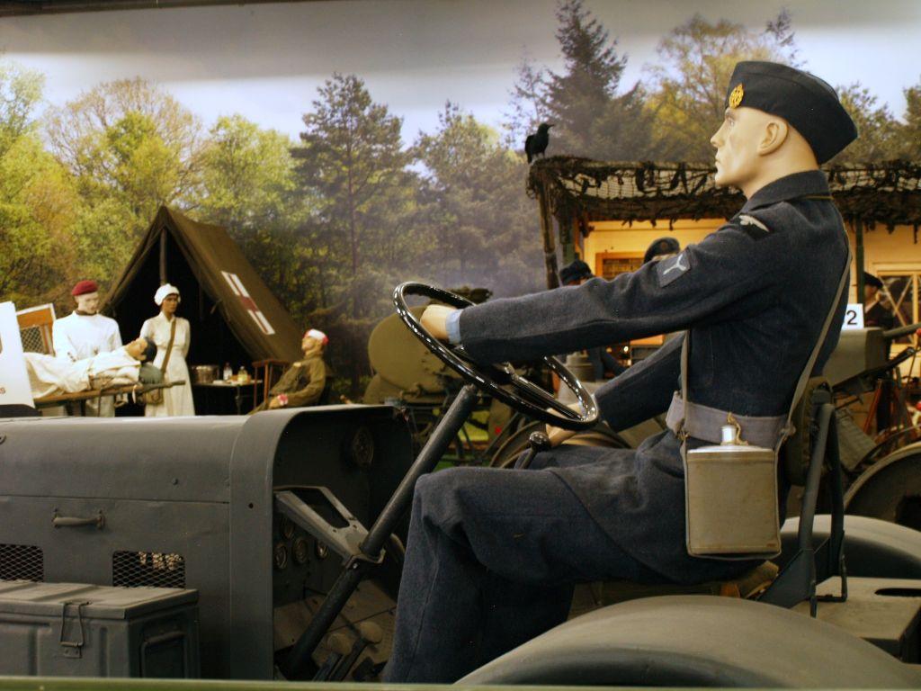 Grootegast. Muzeum Zwycięstwa 1940-1945