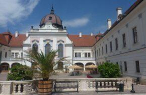 Gödöllő Największy pałac na Węgrzech