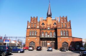 Nowe Skalmierzyce Miasto przez wieki przygraniczne