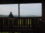 Wapienne. Do wieży widokowej na górze Ferdel