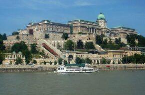 Budapeszt Krótki rejs po Dunaju