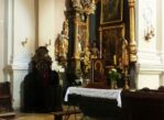 Koźmin Wielkopolski. Fara czyli kościół św. Wawrzyńca