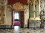 Wałbrzych. W muzealnych salach zamku Książ