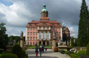 Wałbrzych W muzealnych salach zamku Książ