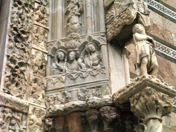 Mesyna Romańska katedra powstała z gruzów