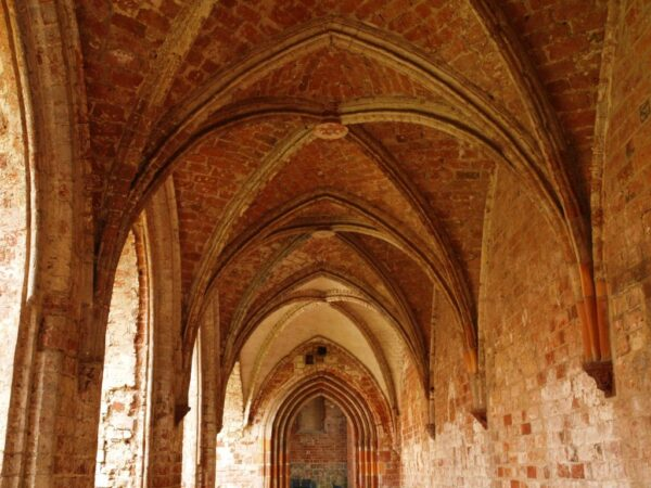 Chorin Ruina cysterskiego opactwa