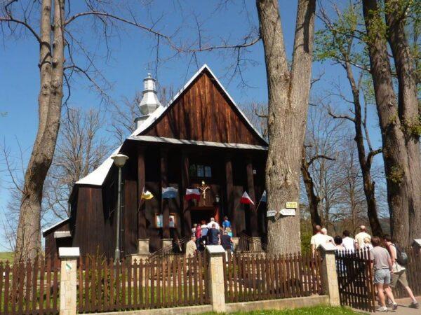 Czarna Dawniej cerkiew, dziś kościół parafialny