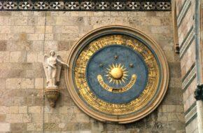 Mesyna Dzwonnica z astronomicznym zegarem
