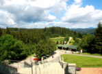 Živčaková. Sanktuarium maryjne na górze