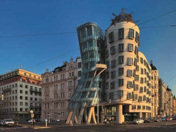 Praga. Czeska stolica z lotu ptaka