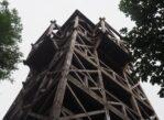 Cergowa. Od Złotej Studzienki do wielkiej wieży