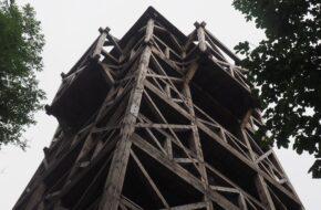 Cergowa Od Złotej Studzienki do wielkiej wieży