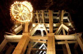 Wieliczka Turystyczną trasą przez kopalnię soli