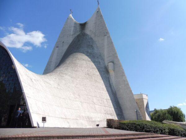 Kalisz. Sanktuarium Miłosierdzia Bożego