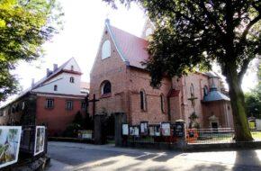 Staniątki Najstarsze opactwo benedyktynek