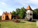 Wieliczka. Zamek Żupny, dziś muzeum górnictwa