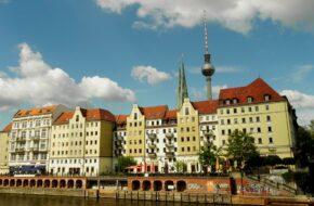 Berlin Postcovidowy spacer ulicami miasta