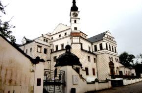 Pardubice Twierdza i magnacka rezydencja