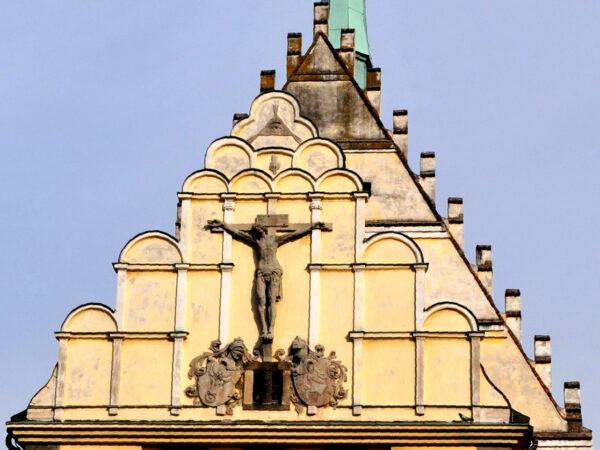 Pardubice Renesansowa fara św. Bartłomieja