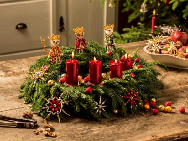 Poniklá. Ozdoby świąteczne na liście UNESCO