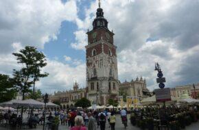 Kraków Tajemnice ratuszowej wieży