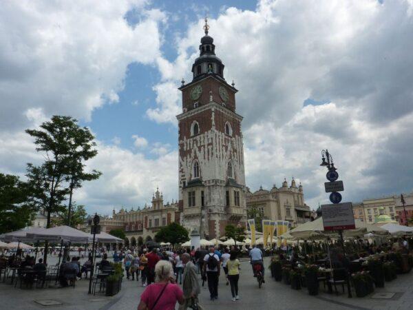 Kraków. Tajemnice ratuszowej wieży