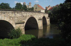 Bardo Śląskie Kamienny most znów z Nepomukiem