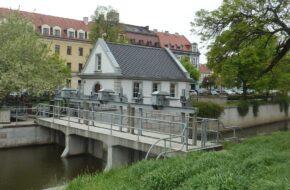 Kalisz Mała elektrownia wodna na Prośnie