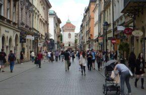 Kraków Krótki kurs dziejów miasta