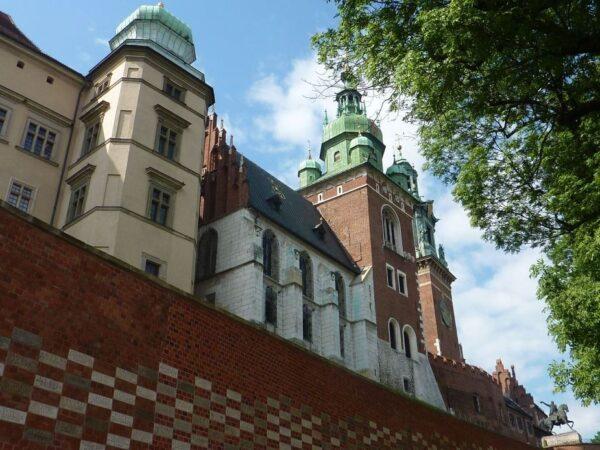 Kraków Historia na Wawelskim Wzgórzu