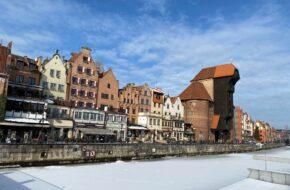 Gdańsk Starówka ciekawa także zimą