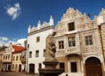 Hrádek nad Nisou. Start wycieczki do czeskich trójstyków