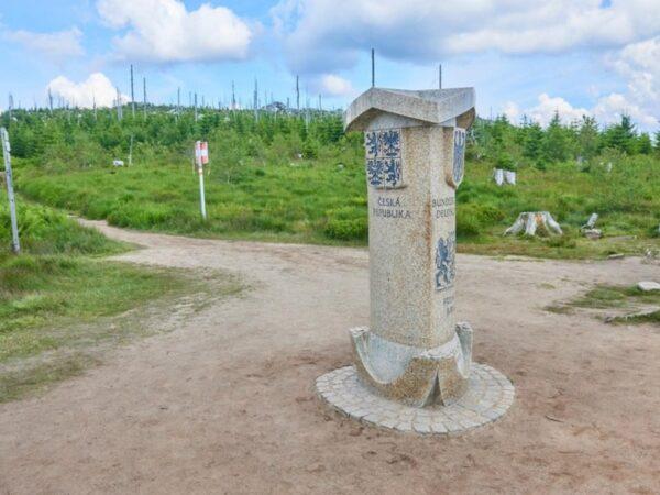 Hrádek nad Nisou Start wycieczki do czeskich trójstyków