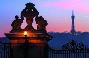 Praga 130 lat wieży na Petřínie