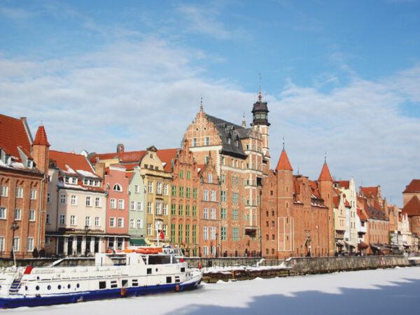 Gdańsk Skarby Głównego Miasta