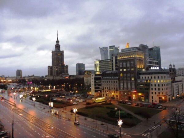 Warszawa. Pałac, czyli dar radzieckiego narodu