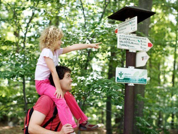 Czechy 43 tys. kilometrów pieszych szlaków