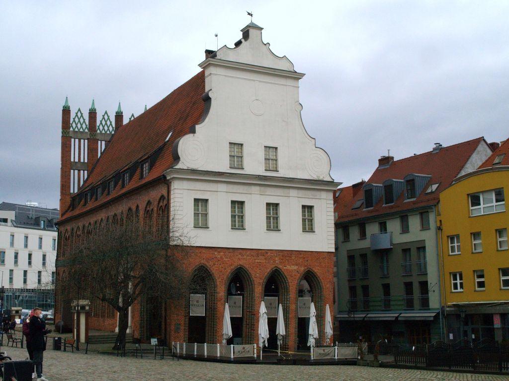 Szczecin. Muzeum historii miasta