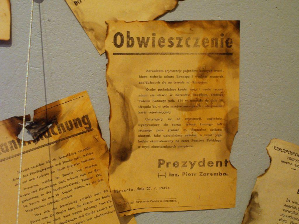 Szczecin. Życie codzienne w XX wieku
