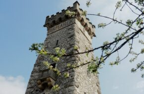 Apolda Wieża ku czci kanclerza Bismarcka