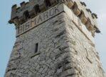Apolda. Wieża ku czci kanclerza Bismarcka