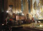 """Gdańsk. """"Bursztynowa"""" bazylika św. Brygidy"""