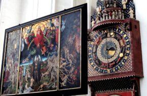 Gdańsk Największa ceglana świątynia świata