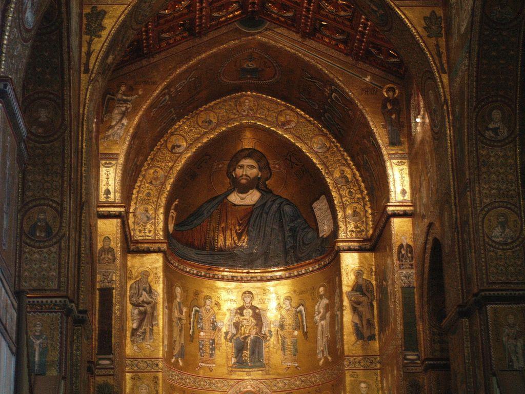 Monreale. Piękna katedra w cieniu Palermo