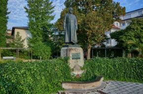 Bad Wörishofen 200 lat od urodzin Sebastiana Kneippa