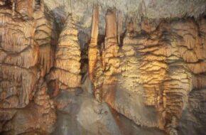 Morawski Kras Pięć jaskiniowych kompleksów