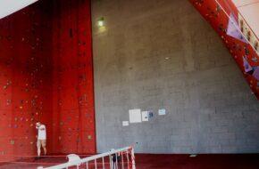 Nowa Ruda Ścianka wspinaczkowa w wieży kopalni