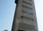 Nowa Ruda. Ścianka wspinaczkowa w wieży kopalni